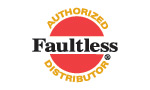 Faultless Authorized Distributor Logo